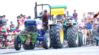 Farmtrac 45 Vs John Deere 5050 D Tractor Tochan