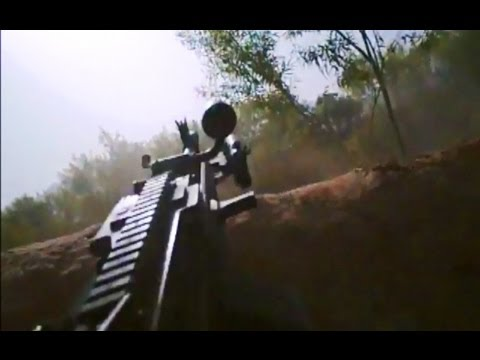 CLOSE RANGE FIREFIGHT WITH TALIBAN VISIBLE %7C FUNKER530