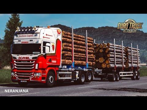 JYKI Timber Tandem Trailer v1.3.4