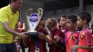Futsal sub-7: um time de vencedores