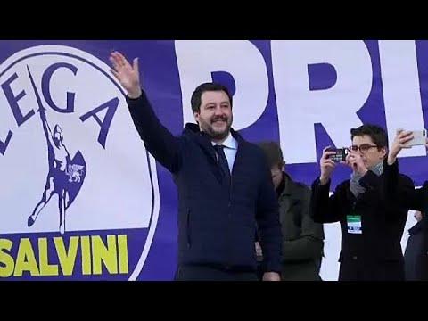 Italiens Lega steigt in der Wählergunst um zehn Prozent