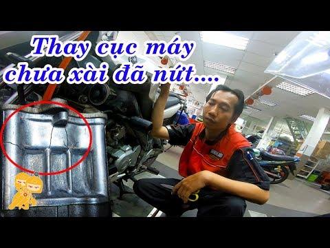 Ra hãng Yamaha Town thay cục máy Fz150 và cái kết - Xe Ôm Vlog - Thời lượng: 12:51.