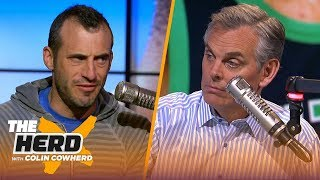 Kyrie has better 'scoring skills' than Steph, likes a Rosen to NY Giants trade — Gottlieb   THE HE by Colin Cowherd