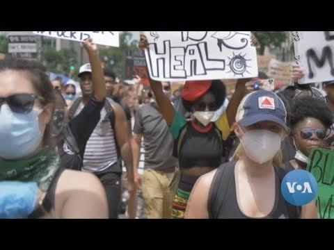 ΗΠΑ: Η Μεγαλύτερη μέχρι σήμερα συγκέντρωση διαμαρτυρίας στην Ουάσιγκτον