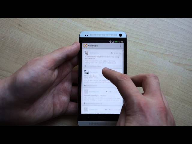 Tapatalk 4 hands-on