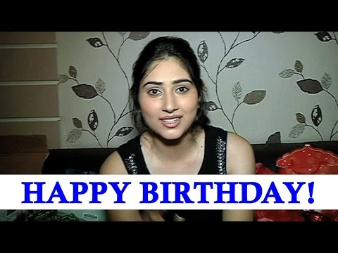 Why Disha Parmar don't like to share her birthday?