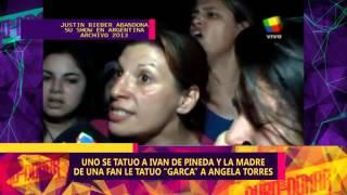 Video LA MADRE DE UNA FAN VS ANGELA TORRES - 28-08-15 MP3, 3GP, MP4, WEBM, AVI, FLV Oktober 2017