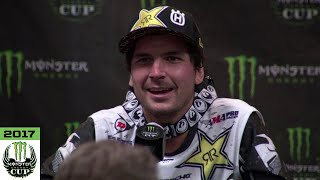 Nonton 2017 - Monster Energy Cup - Cup Class Post Race Race Press Conference Film Subtitle Indonesia Streaming Movie Download