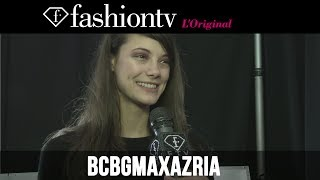 BCBGMAXAZRIA Fall/Winter 2014-15 Backstage | New York Fashion Week NYFW | FashionTV