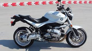 7. 2010 BMW R 1200 R