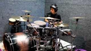 Terpujilah NamaMu JPCC Worship One Drum Cover