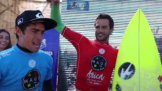Tomas Tudela claimed the event win with a 9.07 barrel in the final. Subscribe to the WSL for more action: https://goo.gl/VllRuj For...