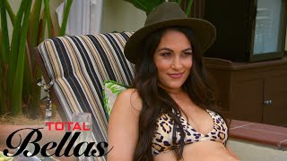 Brie Bella Wants to Pretend to Be Twin Nikki on Her Date | Total Bellas | E!