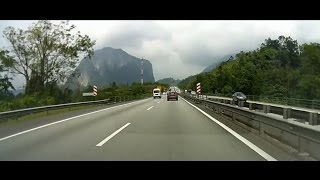 Video Singapore to Penang in 10mins through the dashboard camera MP3, 3GP, MP4, WEBM, AVI, FLV Agustus 2018