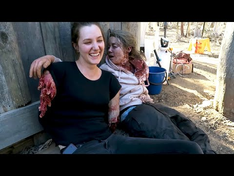 Let me take you BTS on Australian Horror Film 'The Furies'