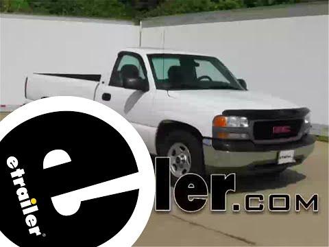 etrailer | Trailer Wiring Harness Installation - 2001 GMC Sierra