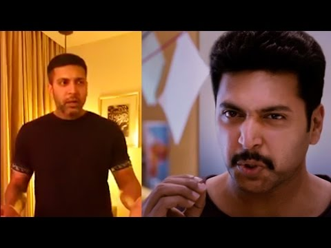 JayamRavi's support for Jallikattu