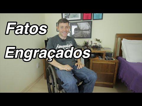 Vídeos engraçados - #26 Fatos engraçados com cadeirantes  Tocando a Vida