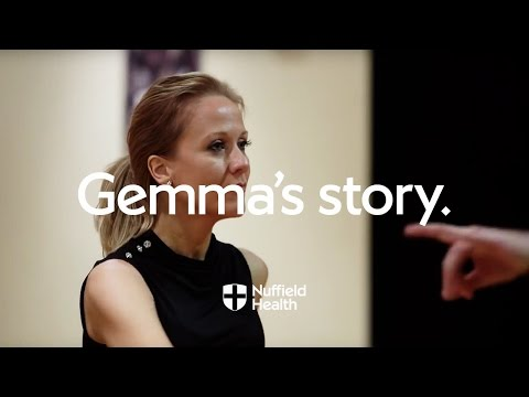Physiotherapy Makes a Big Difference | Gemma's story