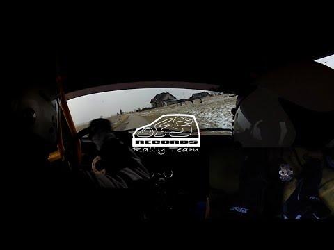 1 Runda RPŚ 2018 - [OS3 onboard] OesRecords Rally Team