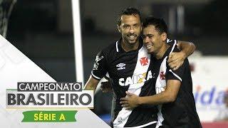 Com gol de Yago Pikachu, depois de linda jogada do meia Nenê, o Vasco venceu o Avaí em São Januário, pela oitava rodada do Campeonato Brasileiro. Esporte Int...