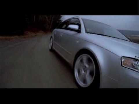 Audi Quattro vs. Dog Part 2 - Hier der zweite Teil zu der Autowerbung Audi vs. Dog. (den ersten Teil gibts HIER). Der Winter ist vorbei die Straßenverhältnisse...