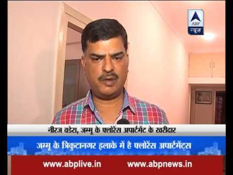 Ansal and Sansar builder gave flat keys to allottees but without electricity and water