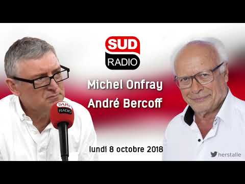 André Bercoff - Michel Onfray