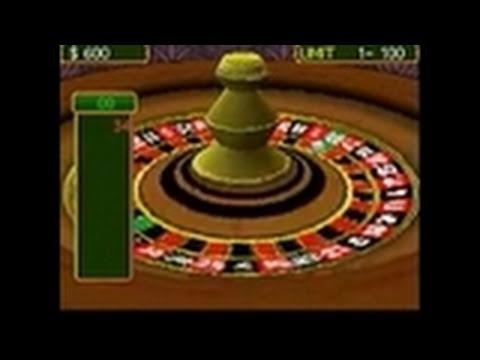 Sega Casino Nintendo DS