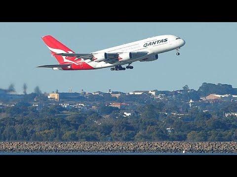 Ιστορική πτήση: Λονδίνο – Περθ απευθείας και σε χρόνο ρεκόρ
