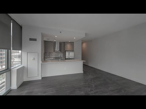 A large River North 1-bedroom at the exciting new SixForty apartments