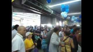 Abertura do Supermercados Guanabara de Duque de Caxias