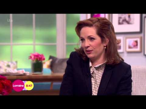 Katherine Parkinson On An IT Crowd Reunion | Lorraine