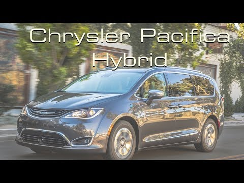 Chrysler Pacifica Hybrid Minivan Review: Is This The Minivan To Get Soccer Parents Plugging In?