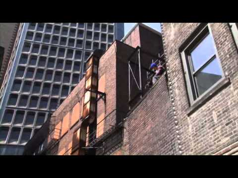 FREERUNNER Movie Behind The Scenes. Montage