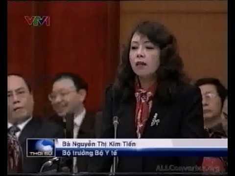 Tổng hợp phiên chất vấn bộ trưởng y tế - Phong bì bệnh viện