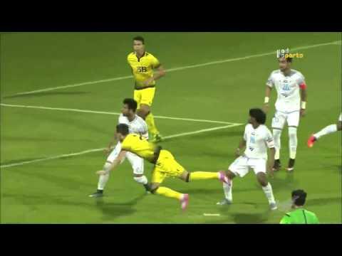 Al Wasl 2 x Baniyas 1 AG League 27 11 2015  Goals