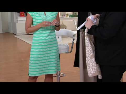 Isaac Mizrahi Live! SOHO Wide Leg Pull-On Knit Pants on QVC