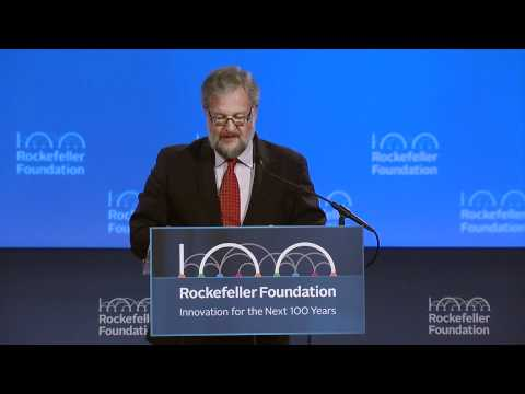 David Rockefeller, Jr. on the Centennial