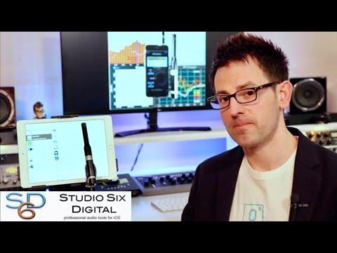 iTestMic2 & AudioTools Acousitc Measurement Studio Six Digital