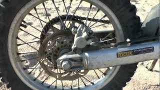 10. KTM EXC 250 2002 Detail