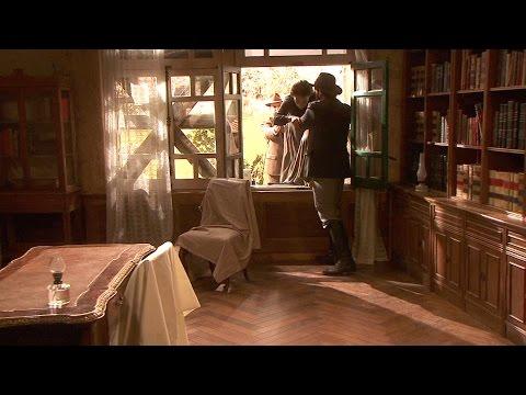 il segreto - francisca occupa la villa che le hanno confiscato