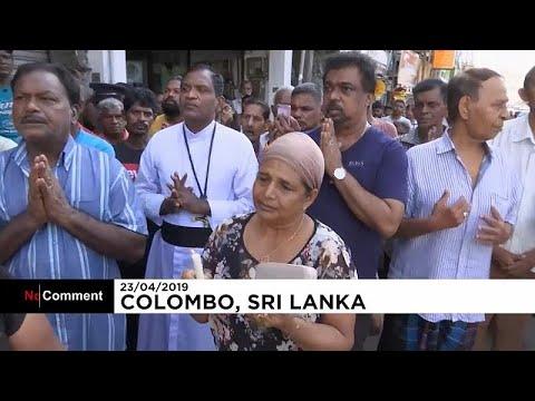 Σρι Λάνκα: Ενός λεπτού σιγή για τα θύματα των επιθέσεων