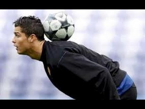 grande freestyle di cr7