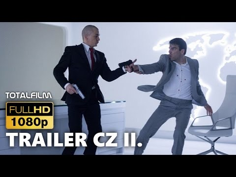Hitman: Agent 47 (2015) CZ HD trailer 2