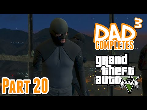 theft - Part 20! Meanwhile... with Trevor... Game Link: http://www.rockstargames.com/V All other music is in game music. It makes me want to find Trevor just reading a newspaper or something. Nerd³...