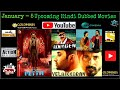 Upcoming South Hindi Dubbed Movies | Petta Intelligent|Oxegen|