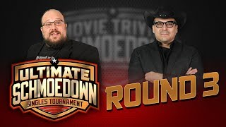 Ultimate Schmoedown Singles Tournament: William Bibbiani vs John Rocha by Schmoes Know