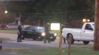 Fairview Heights (IL) United States  City new picture : 2 White Fairview Heights IL Police Officers giving a black man a field sobriety test Pt 1