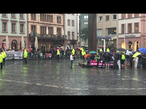 Demonstrationen in Mainz: Der Fall Susanna polarisier ...